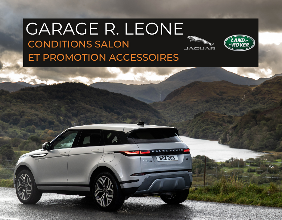 Conditions Salon Jaguar & Land Rover