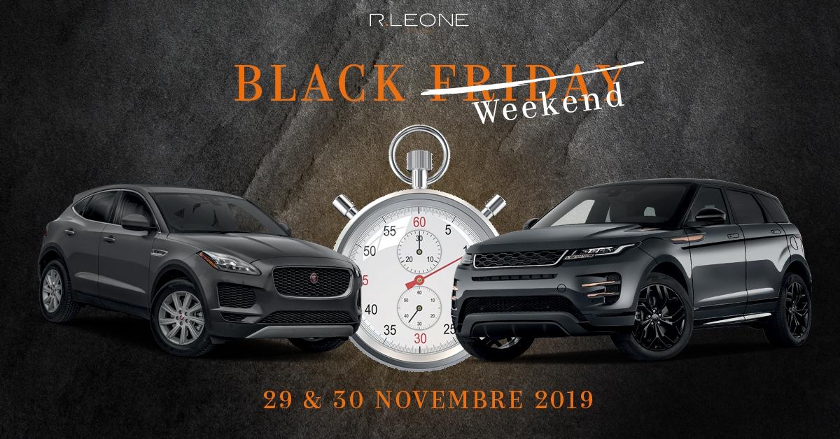 Black weekend 29 & 30/11
