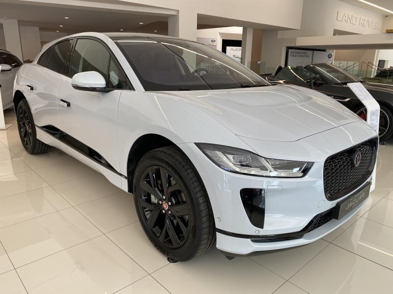 Réductions exceptionnelles sur notre stock Jaguar I-Pace